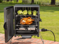 Announcement: Best Electric Smoker – Bradley Original Fully Automatic Smoker Review