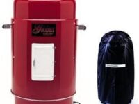 Brinkmann 810-7080-P Gourmet Electric Smoker Value Pack